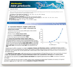 BioVendor new products uk