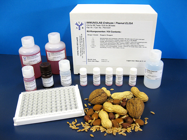 immunolab allergen kit