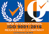 ISO9001 : 2015 certification