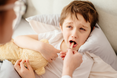 An Influenza rapid test can help in the diagnosis of patients who present signs and symptoms compatible with influenza